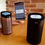 LG's SmartThinQ Connected-Home Hub