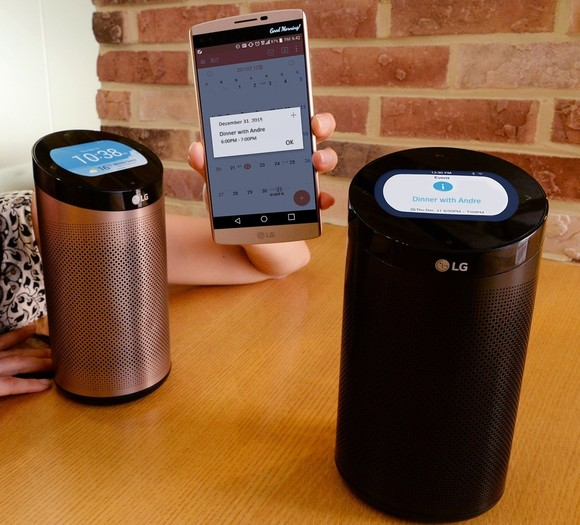 LG's SmartThinQ connected-home hub will monitor and control appliances and sensors