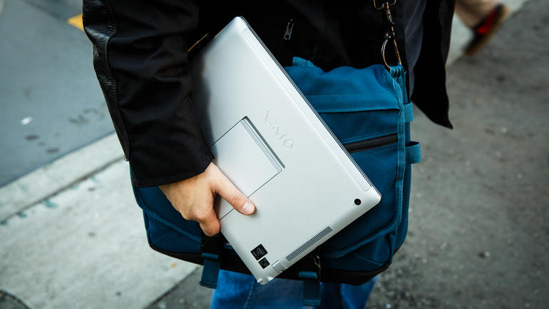 Vaio Z Canvas review: This Windows tablet is more powerful than a Surface Pro 4